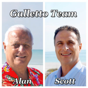 Alan and Scott Galletto Team